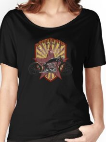 Bobber Job, motorcycle works Women's Relaxed Fit T-Shirt