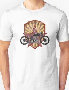 Bobber Job, motorcycle works T-Shirt