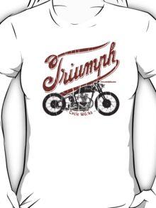 Old School Vintage Bobber #2 T-Shirt