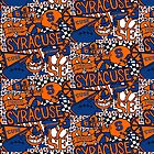 Syracuse University Collage by coreybloomberg