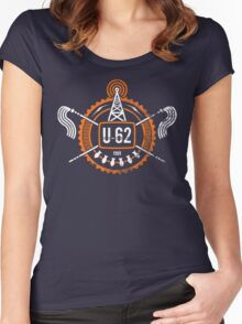 U-62 Women's Fitted Scoop T-Shirt