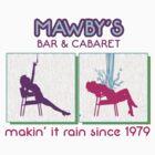 Flashdance Mawby's Bar and Cabaret by markdwaldron