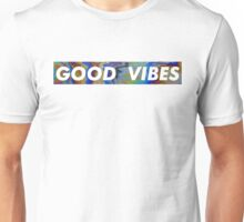 Good Vibes Save Lives Unisex T-Shirt