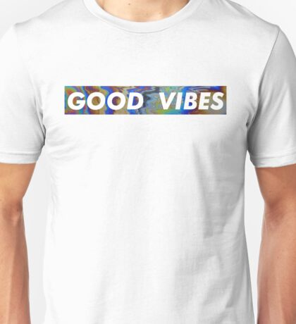 Good Vibes Save Lives Unisex T-Shirt