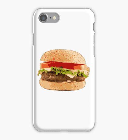 Delicious Burger iPhone Case/Skin
