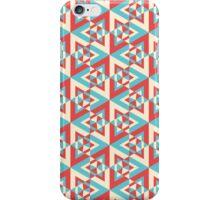 Aqua Coral Cream iPhone Case/Skin