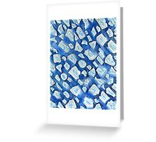 Sea Ice Greeting Card