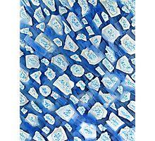 Sea Ice Photographic Print