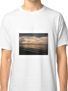 SERENITY AT THE BEACH Classic T-Shirt