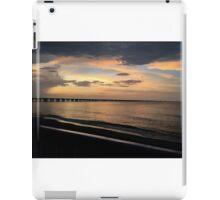 SERENITY AT THE BEACH iPad Case/Skin