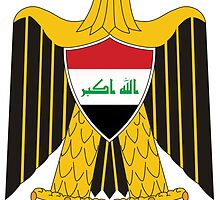 Coat of Arms of Iraq  by abbeyz71