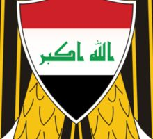 Coat of Arms of Iraq  Sticker