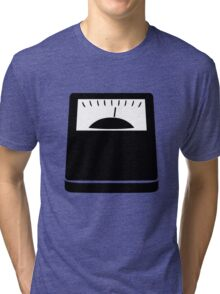 Weight Scales Tri-blend T-Shirt