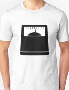 Weight Scales T-Shirt