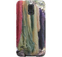 Kettle Dyed Yarn Samsung Galaxy Case/Skin