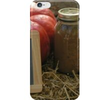 Apple Butter iPhone Case/Skin