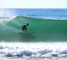 Super surf sunday Qld AUSTRALIA by Jeannine de Wet