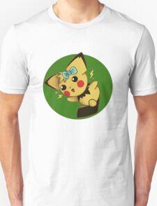 Blue Ribbon Pichu Unisex T-Shirt