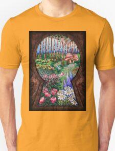 The Garden Behind the Door T-Shirt