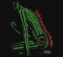 a tribe called quest the low end theory green by upcs