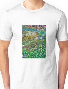 A Look over the Hedge Unisex T-Shirt