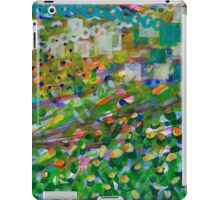 A Look over the Hedge iPad Case/Skin