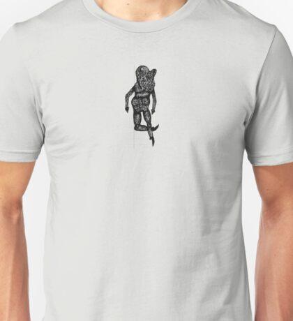 Dancing Man of Shape Unisex T-Shirt