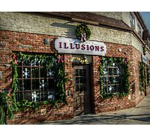 Illusions Photographic Print