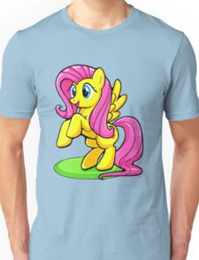 Fluttershy Bright and Sweet Unisex T-Shirt