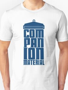 Companion Material Unisex T-Shirt