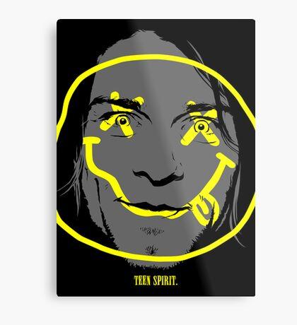 Teen Spirit Metal Print
