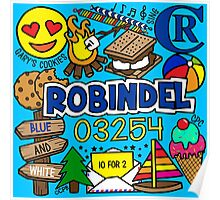 Camp Robindel Poster