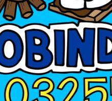 Camp Robindel Sticker