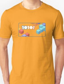1010! The Addictive Puzzle Game T-Shirt