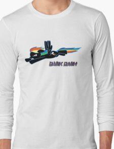 Dark Dash Long Sleeve T-Shirt