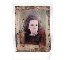 Icon of Judy Garland Poster