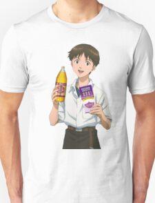 Ghetto Shinji Ikari Unisex T-Shirt