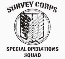 Survey Corps Black by ftskim