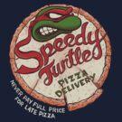 Speedy Turtle by AustinJames