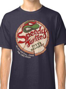 Speedy Turtle Classic T-Shirt