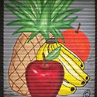 Fruit by StreetArtCinema
