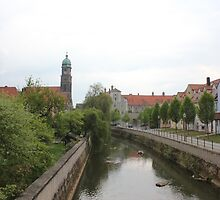 Amberg in Bavaria by stine1