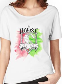 Wizard House Divided {Sly & Brave} Women's Relaxed Fit T-Shirt