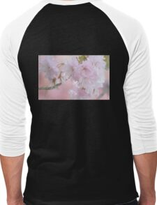 """In The Pink"" Men's Baseball ¾ T-Shirt"