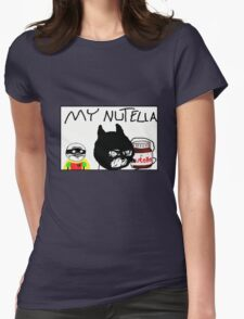 My Nutella Womens Fitted T-Shirt