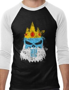 Ice King Punisher Men's Baseball ¾ T-Shirt