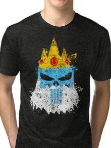 Ice King Punisher Tri-blend T-Shirt