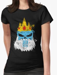 Ice King Punisher Womens Fitted T-Shirt