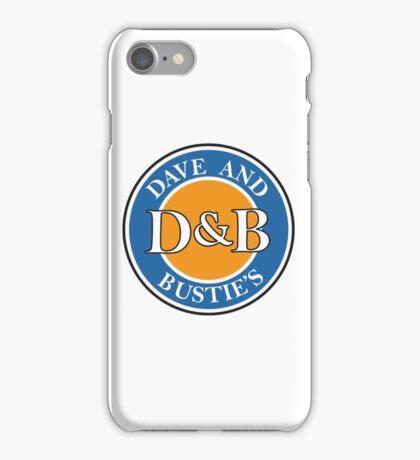 Dave & Bustie's iPhone Case/Skin
