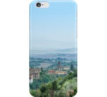 Tuscany Approaches iPhone Case/Skin